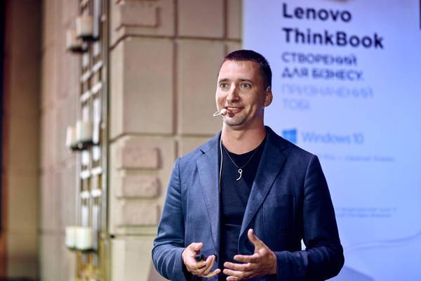 Ноутбуки ThinkBook и ThinkPad уже в Украине