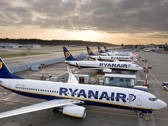 Европейская комиссия обязала лоукостер Ryanair вернуть Франции 8,5 миллиона евро