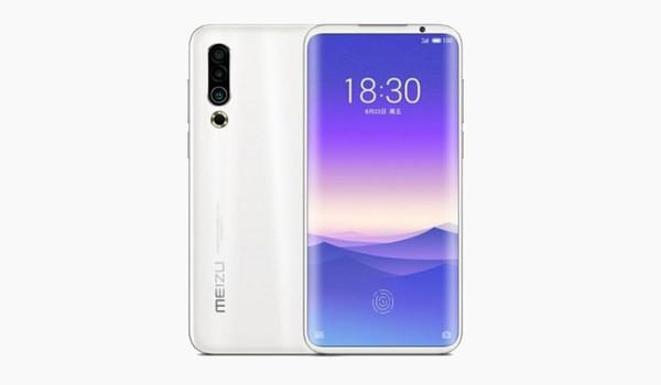 Первые данные о новом мощном смартфоне Meizu 16s Pro