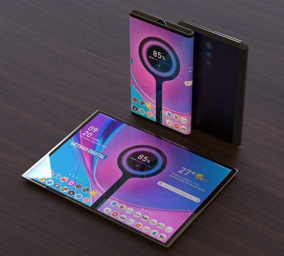 Xiaomi готовит анонс гибкого смартфона с тройной камерой