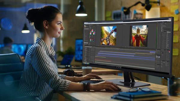 ViewSonic выпустила профессиональный монитор VP3481 ColorPro