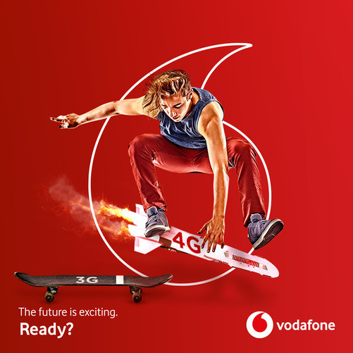Еще 100 тысяч украинцев получили доступ к 4G сети Vodafone