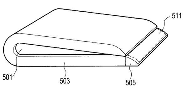 Samsung готовит анонс смартфона в виде клипсы