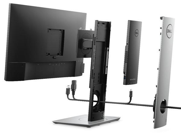 Dell представляет самый гибкий в мире модульный Zero-footprint ПК