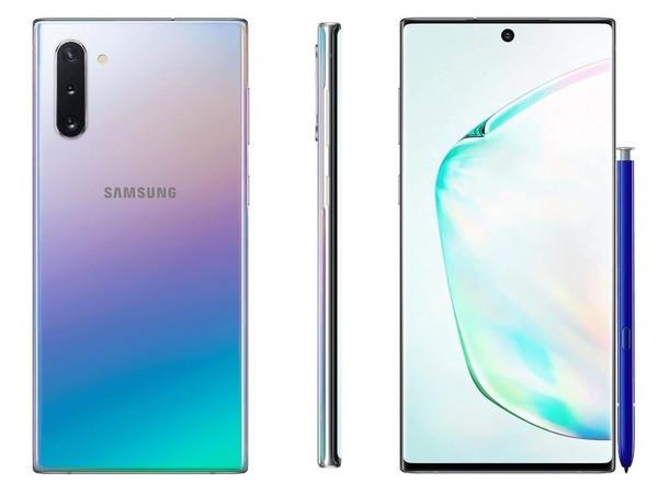 Samsung Galaxy Note 10 – смартфон нового поколения