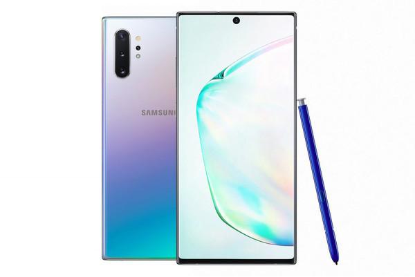 Samsung представляет Galaxy Note10 и Note10+