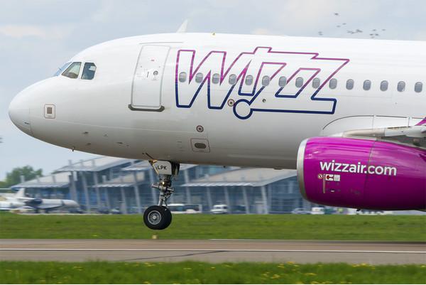 У Wizz Air один из самых современных авиапарков