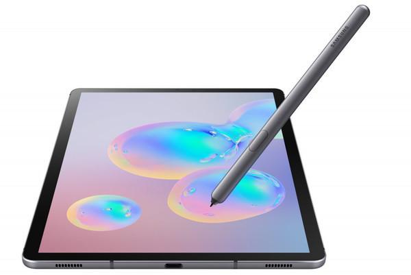 Samsung представляет новый Galaxy Tab S6