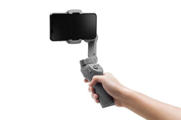 Fly Technology анонсирует трехосевый стабилизатор - DJI Osmo Mobile 3