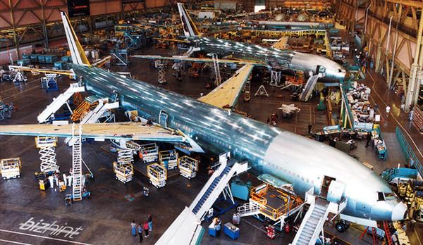 История создания компании The Boeing