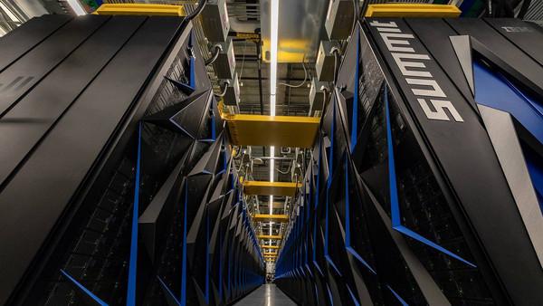 Впервые в рейтинге суперкомпьютеров ТОП500 все системы более 1 петафлопс