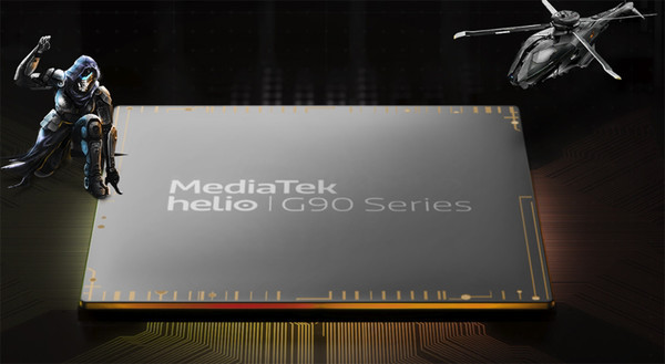 Состоялся официальный анонс процессоров MediaTek Helio G90