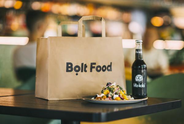 Bolt запускает доставку еды в Таллинне