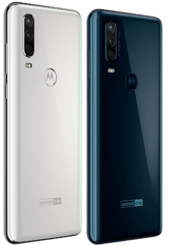 Опубликованы рендерные фото смартфона Motorola One Action