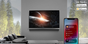 LG представила Apple AIRPLAY в моделях TV 2019 года