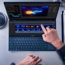 ASUS ZenBook Pro Duo c двумя дисплеями доступен в Украине