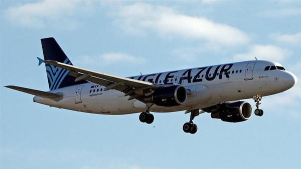 Aigle Azur отменила все рейсы в Украину