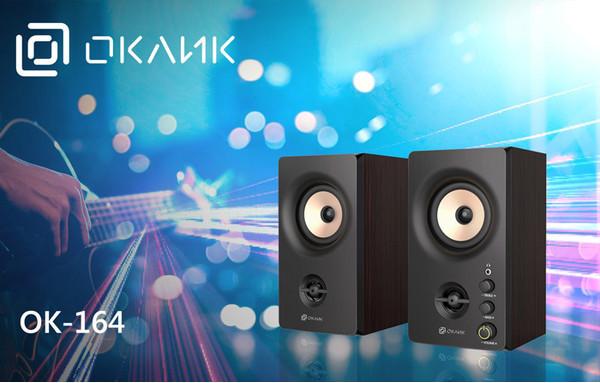 ОКЛИК ОК-164: достойный звук за небольшие деньги