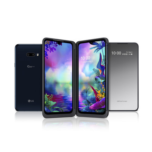 Смартфон LG G8X THINQ - Snapdragon 855 и двойной экран