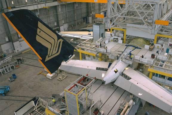 Мировой трафик авиаперевозок будет возрастать ежегодно на 4,3%, считают в Airbus