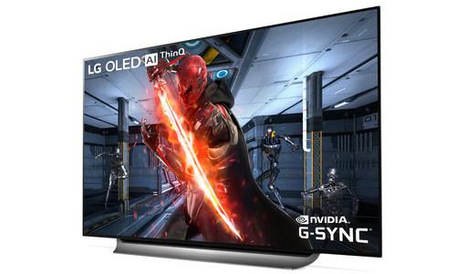 Новые телевизоры LG с поддержкой NVIDIA G-SYNC