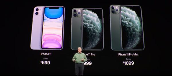 Новые iPhone 11 Pro и 11 Pro Max – официальная презентация