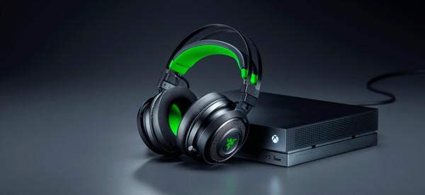 Первая в мире гарнитура для Xbox One с поддержкой технологии HyperSense