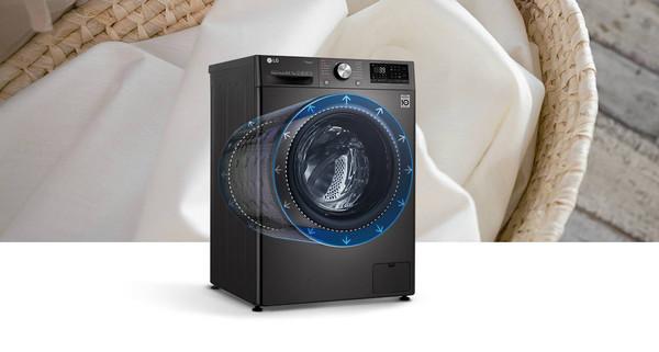 LG выводит на рынок Украины новую линейку стиральных машин с технологией AI DD