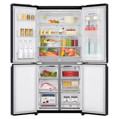 LG представила новые узкие холодильники SIDE-BY-SIDE