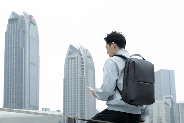 Meizu Backpack – стильный рюкзак для города