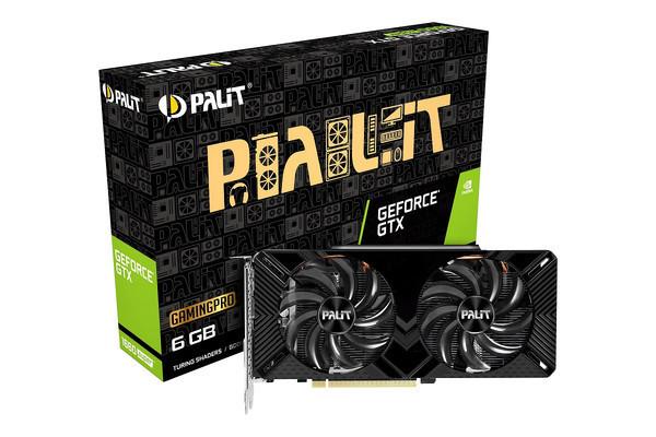Palit представляет новую серию графических ускорителей GeForce GTX 16 SUPER