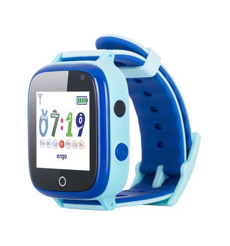 Новые детские смарт-часы ERGO заботятся о спокойствии родителей