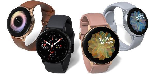 Юг-Контракт начинает продажи новинок Galaxy Watch Active2 от Samsung