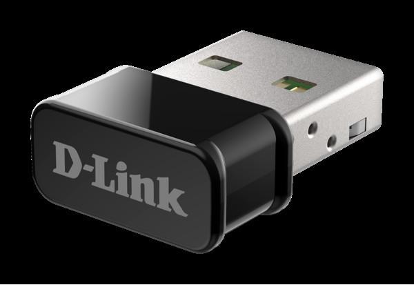 D-LINK AC1300 DWA-181 - USB-адаптер  с поддержкой MU-MIMO