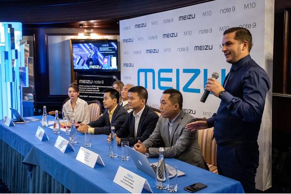 Что представила и о чем рассказала Meizu на мероприятии в Киеве!
