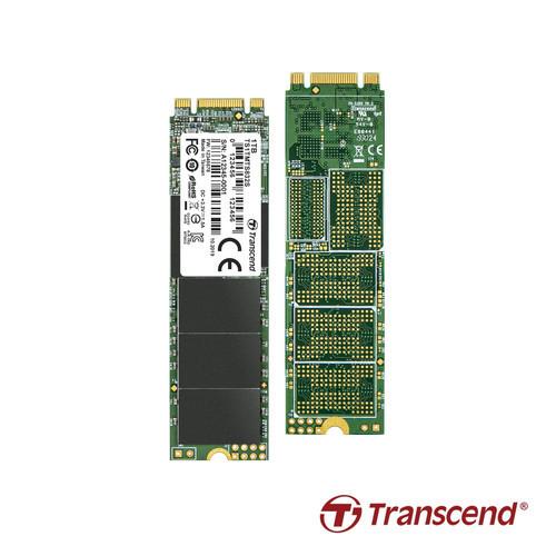 Transcend MTS832S - новый SSD М.2 в одностороннем форм-факторе