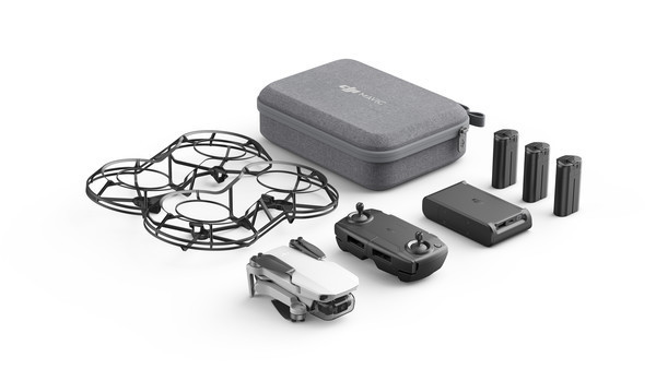 DJI Mavic Mini – рекордно легкий складной дрон