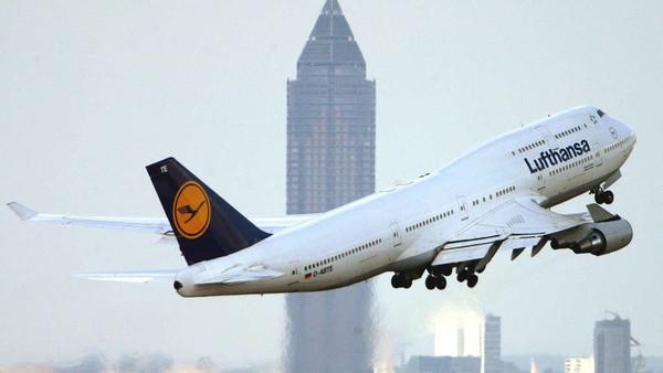 Lufthansa может инвестировать до 200 миллионов евро в Alitalia