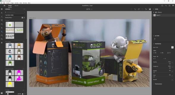 3 приложения Adobe получают ускорение на GPU NVIDIA RTX