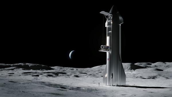 Starship готов к запуску в космос