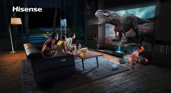 HISENSE увеличивает поставки в Украину телевизоров с Ultra HD 4К