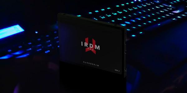 GOODRAM начинает продажи в Украине высокоскоростного SSD IRDM PRO gen. 2