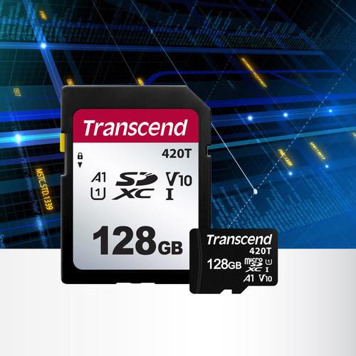 Transcend представляет карты памяти SD/microSD промышленного уровня