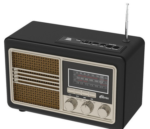 Новый Bluetooth-радиоприемник RPR-070 от Ritmix