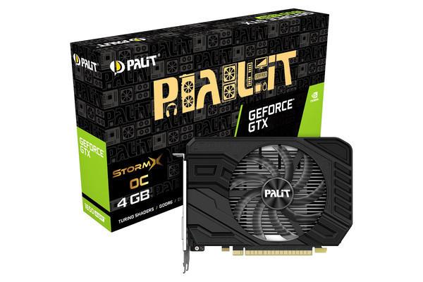 PALIT GeForce GTX 1650 SUPER на архитектуре NVIDIA Turing - уже в продаже