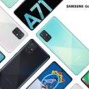 Подробности о мощном смартфоне Samsung Galaxy A71