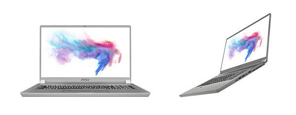 MSI Creator 17 – первый ноутбук с дисплеем на мини-светодиодах!