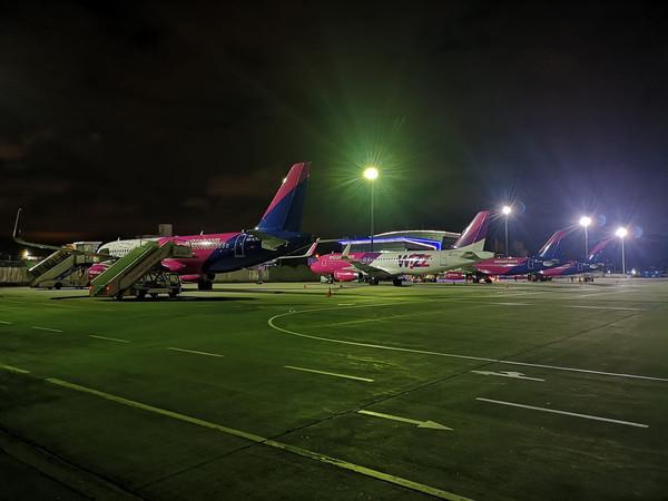 Автоматическая регистрация на рейс от Wizz Air