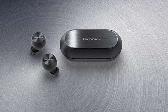 Panasonic представил беспроводные наушники Technics с функцией шумоподавления