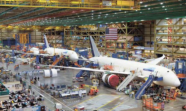 Boeing потерял статус крупнейшего авиастроителя в мире